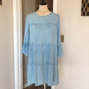 NWT Chambray Dress